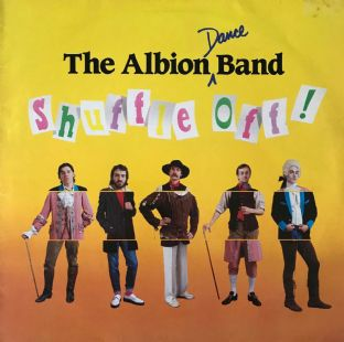 Albion Dance Band (The) - Shuffle Off! (LP) (G+/G+)
